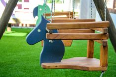Beautifully hand crafted baby and toddler swings bring so many smiles and giggles from the littles Herb Farm, Play Yard, Baby Swings, Outdoor Furniture, Outdoor Decor, Toddlers, Herbs, Babies, Home Decor