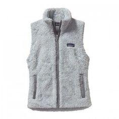 Women's Patagonia Los Gatos Vest - Pebble Grey
