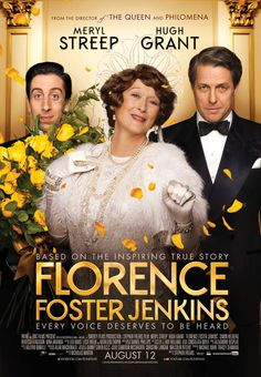 Florence Foster Jenkins v.f.                                                                                                                                                                                 Plus
