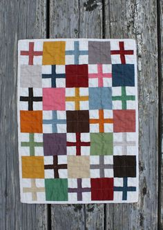 Temecula Quilt Co, with patterned fabric instead of the solids