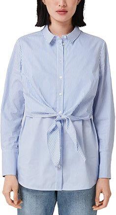 Super!  Bekleidung, Damen, Tops, T-Shirts & Blusen, Blusen & Tuniken Shirt Bluse, Ruffle Blouse, Shirt Dress, Super, Mens Tops, Dresses, Fashion, Tunic, Clothing