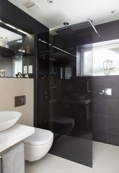 We are an interior design studio in London creating unique living spaces for our clients. From living rooms, kitchens & bathrooms to everything in-between. Ensuite Bathrooms, Bathroom Renovations, Wooden Vanity Unit, Wall Unit Designs, Pinterest Design, Wall And Floor Tiles, Wall Tiles, Clever Design, Interior Design Studio