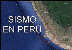 Un sismo de magnitud 5,1 sacudió  Perú (Fuerte actividad sísmica)