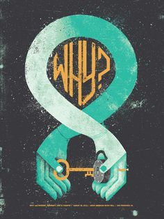 Why Concert Poster by Doe Eyed