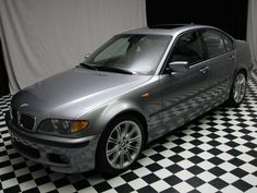 2003 BMW 330i ZHP Performance Package E46