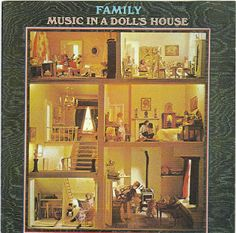 """Family """"Music In A Doll´s House"""" (1968)"""