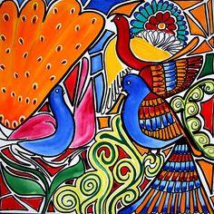Three Birds - by Summer Hues