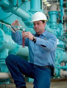 Process Operator Refinery Chemical Liquid