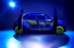 نظرة إلى المستقبل مع نموذج رينو توينز!