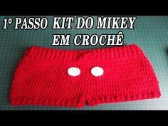 Sousplat Infantil -- Mickey Mouse -- Crochê - YouTube