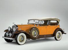 1932 Cadillac V12 370-A Phaeton: