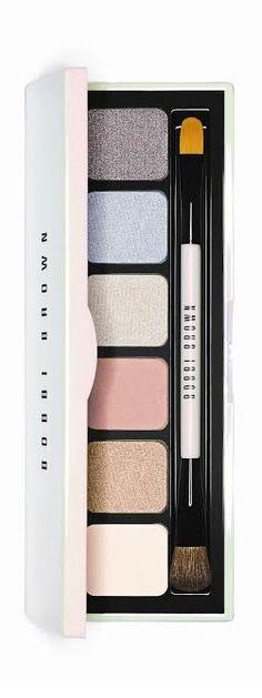 Bobbi Brown Pastel Brights Eyeshadow Palette Spring 2014