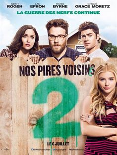 Neighbors 2 : Sorority Rising (2016) by Nicholas Stoller