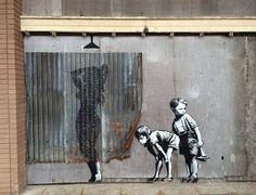 Le Parc D'attractions À Thème De Banksy Ouvre Ses Portes aujourd'hui | Gentlemind