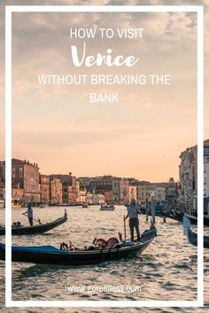 Venice has for sure not reputation as a budget destination and despite this fact, still thousands of tourists are flooding Venice each year. After visiting Pisa, Cinque Terre and Bologna in Italy, I was looking forward to enjoy what the Italian cuisine has to offer. #Italy #Venice #onabudget #travel