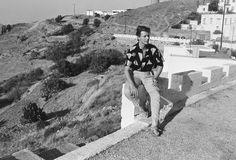 "nightspell: "" 1985, Patmos, Greece meduza.io """