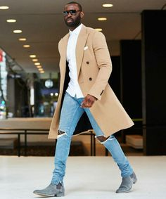 Now boarding - Tap the link to shop on our official online store! You can also join our affiliate and/or rewards programs for FREE - Men's Style & Fashion Most Popular Black Men Style The black men fashion is evergreen and the black men just love to wear Men Looks, Stylish Men, Men Casual, Business Casual Black Men, Casual Chic, Streetwear, Style Masculin, Herren Outfit, Fashion Mode