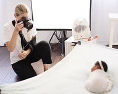 Photographing newborns shortly after my shoulder surgery. I had my lovely friend Cris from Infinite Foto posing and handling the babies.  Newborn and Baby Photography | Pregnancy and Family Photographer. Los Angeles and Ventura Counties. Maxine Evans Photography www.maxineevansphotography.com  #newbornphotography #newborn #baby Facebook https://www.facebook.com/MaxineEvansPhotographyNewborn