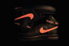 VLONE Nike Air Force 1 London Exclusive Unboxing