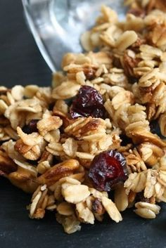 Rose Petal Granola | Yum- Sweet | Pinterest | Rose Petals, Granola and ...