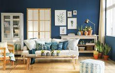 O azul já amado por muitos é cor tendência 2017, agora mais acinzentado e em tons claríssimos ou mais fechados,                           ...