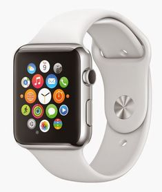 Apple Watch marks Apple's foray into wearable technology. Let's have a deeper look at the Apple Watch and why it could be an exciting gadget to own. Apple Watch 38mm, Rose Gold Apple Watch, Apple Watch Apps, New Apple Watch, Apple Watch Series, Wearable Device, Wearable Technology, Ipad, Apple Iphone 6