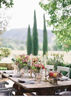 Enchanted French Garden Wedding Inspirations, photo: Greg Finck - www.gregfinck.com