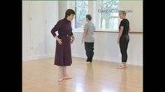 Ballet basic barre step for beginners (Assemble Soutenus)