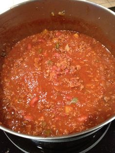 How to Cook Paleo Chili.  no kidney beans for me!