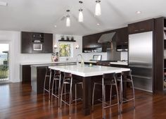 Modern kitchen: Simplicity - modern - kitchen - other metro - In Detail Interiors