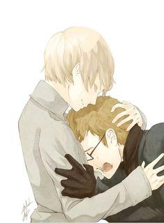 :') su-san it's okay finny's there 4 u bby