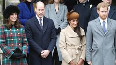 New story on InStyle: The Royal Family Has a Group Text Just for Themso When Will Meghan Markle Join It #fashion #fashionnews #instyle