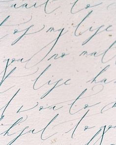 "Delicate penmanship of @the_little_north_sea_studio from our recent ""Fantome"" shoot. More on blog today! (Link in profile) @serenajae @joshgooden @alexandragrecco @susiesaltzman @emily.artistry @erikaleginski @enchantedatelierbylivhart @lori_tran"