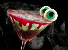 Good Recipes: Cocktail Vampire Elixir (Halloween)