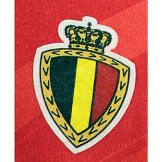 België voetbalshirt WK 1986 Large (Rode Duivels - Adidas) - Retrovoetbalshirts.nl