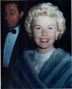 Doris Day & Marty Melcher Hollywood Music, Old Hollywood, Hollywood Stars, Classic Actresses, Actors & Actresses, Celebrities Then And Now, American Legend, She Is Gorgeous, She Movie