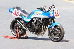 Racetrack-News: Technik Thursday: GSX ES 750 Bj. 84