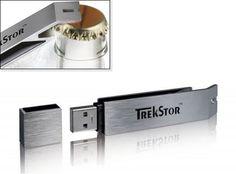 USB Memory Stick/Bottle Opener