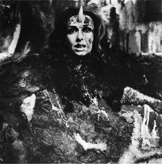 Carolee Schneemann, Eye Body – 36 Transformative Actions (1963),