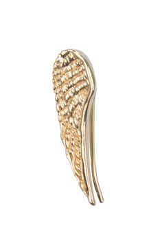 Climbing earing gold angel wind. Fashion Jewlery. Made of 12-14k micron goldfild. Made of 12-14k micron goldfild. sku:18019