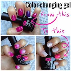 Lulu & Sweet Pea: DIY Hard Nails- Review & Giveaway!