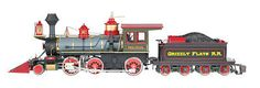 Locomotives 122576: Bachmann 81489 G Grizzly Flats Spectrum 2-6-0 -> BUY IT NOW ONLY: $774.99 on eBay!