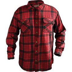 Burlyweight™ Flannel Shirt Item #24508