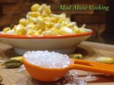 Sweet Corn Halwa – Vegetable Dessert