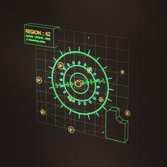 ArtStation - Navigation Widgets ///, Mike Murdock