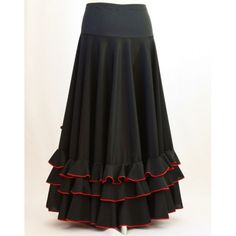 skirt 'Falda Flamenco'