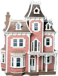 Woodwork Build A Dollhouse PDF Plans                                                                                                                                                                                 More
