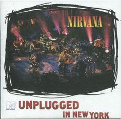 Nirvana - MTV Unplugged In New York - 1994 - CD