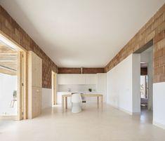 Can Xomeu Rita, una arquitectura eficiente integrada en el paisaje