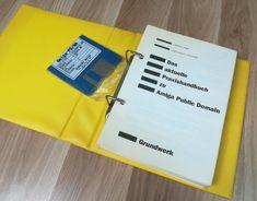 Das Praxisbuch zu Amiga Public Domain #commodore #videogames
